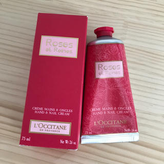 L'OCCITANE - ロクシタン ローズ ハンドクリーム 75ml 新品