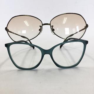 クードシャンス(COUP DE CHANCE)のZENNT COUP DE CHANCE 眼鏡 サングラス 2点セット(サングラス/メガネ)