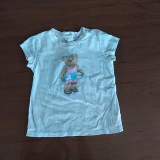 Ralph Lauren - ラルフ・ローレン ポロベア ベビーTシャツ サイズ80
