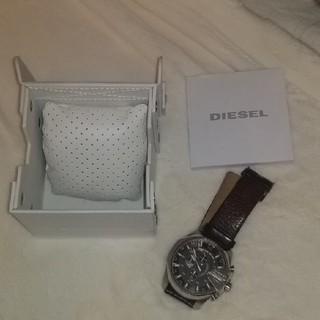ディーゼル(DIESEL)のDIESEL 腕時計 電池交換済み(腕時計(アナログ))