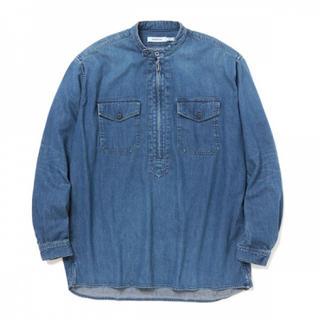 ノンネイティブ(nonnative)のnonnative worker pull over shirt (シャツ)