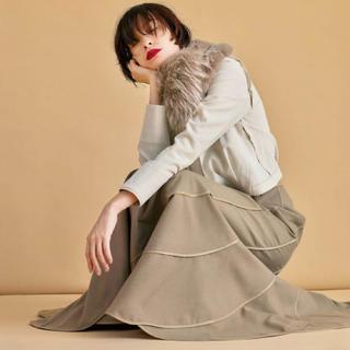 ユナイテッドアローズ(UNITED ARROWS)の今期購入 Ray BEAMS ロングスカート(ロングスカート)