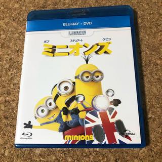 ミニオン(ミニオン)のミニオンズ Blu-ray (キッズ/ファミリー)