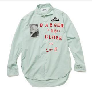Vivienne Westwood - LUKER PEEL&LIFT  ピールアンドリフト  アナーキーシャツ