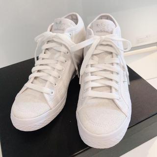 adidas - 【値下げ交渉歓迎‼︎】新品未使用☆インヒールラメスニーカー