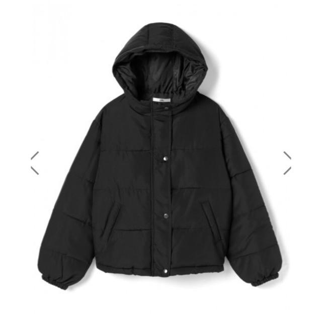 GRL(グレイル)の【専用】GRL/カラーフードエコダウンジャケット レディースのジャケット/アウター(ダウンジャケット)の商品写真