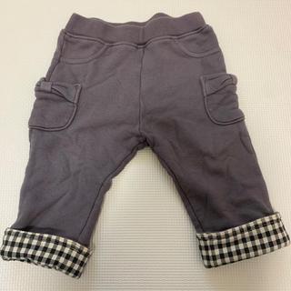 ホットビスケッツ(HOT BISCUITS)のホットビスケッツ ミキハウス 80 ギンガムチェック ズボン(パンツ)