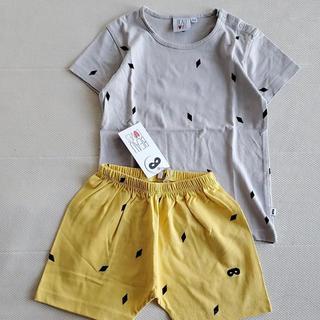 こども ビームス - 18-24m*セット販売*BEAULOVES Tシャツ&ショートパンツ