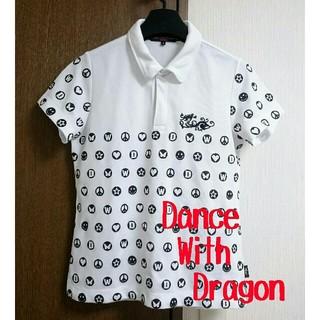 ダンスウィズドラゴン(Dance With Dragon)のダンスウィズドラゴン レディース 春夏ポロシャツ(ウエア)