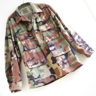◆49【 期間限定 】 US 米軍 ミリタリー ジャケット 迷彩
