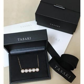 TASAKI - TASAKI タサキ バランス ネックレス ピンク 証明証あり クーポン利用可!