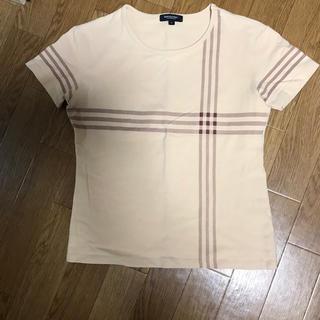 バーバリー(BURBERRY)のバーバリー レディース Tシャツ L(Tシャツ(半袖/袖なし))