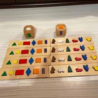 BorneLund - 木製知育玩具