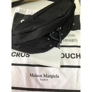 Maison Martin Margiela - 【新品】メゾンマルジェラ クロスボディバッグ ブラック 黒