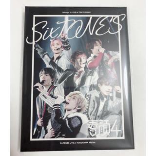ジャニーズ(Johnny's)の素顔4 SixTONES盤 新品未開封(アイドル)