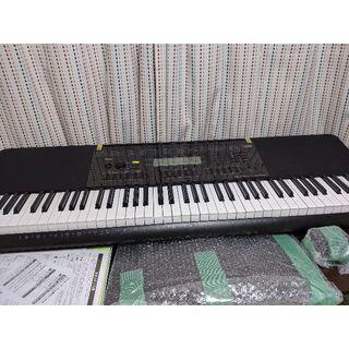 CASIO(カシオ) 76鍵盤 電子キーボード WK-245 [ベーシック]