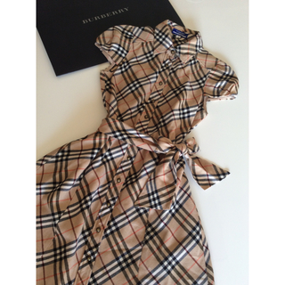 BURBERRY BLUE LABEL -  BURBERRY BLUE LABEL⭐️ワンピース