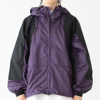 THE NORTH FACE - THENORTH FACE PURPLE LABEL ウインドウパーカー