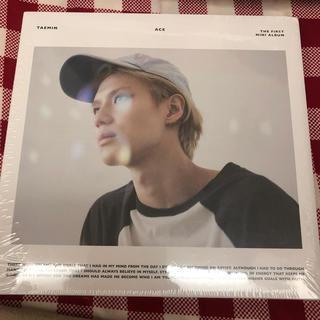 シャイニー(SHINee)の3たろう様専用 SHINee 1stミニアルバム Ace  (韓国盤)未開封(K-POP/アジア)