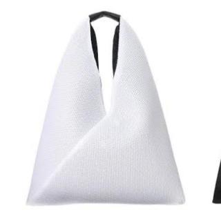 エムエムシックス(MM6)のMM6 ジャパニーズトートバッグ  ホワイト(トートバッグ)