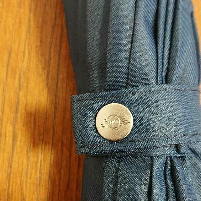 BMW(ビーエムダブリュー)のMAYU様  MINI ミニクーパー  アンブレラ 紺色 エンタメ/ホビーのコレクション(ノベルティグッズ)の商品写真