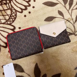 シマムラ(しまむら)の新品 しまむら セリーヌ風 ミニ財布(財布)