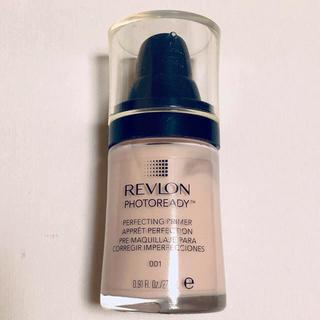 REVLON - 【同時購入300円引】レブロン 01 フォトレディ プライマー