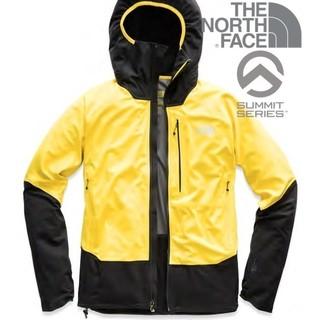 ザノースフェイス(THE NORTH FACE)の新品ノースフェイス サミットシリーズ L4 ウインドストッパー  フーディー(ダウンジャケット)
