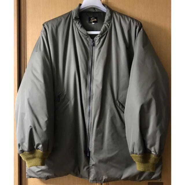 Needles(ニードルス)のNeedles Stand Collar Down Coat スタンドカラー メンズのジャケット/アウター(ダウンジャケット)の商品写真
