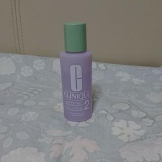クリニーク(CLINIQUE)のCLINIQUE クラリファイングローション2 60ミリリットル(化粧水/ローション)