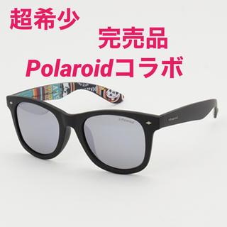HYSTERIC GLAMOUR - 超希少!完売品!ヒステリックグラマー ✖️ Polaroid サングラス