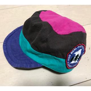 ジャンクストアー(JUNK STORE)のベビー帽子 リバーシブル(帽子)