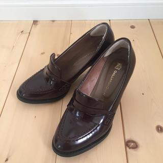 ガリャルダガランテ(GALLARDA GALANTE)の【美品】ガリャルダガランテ ローファー(ローファー/革靴)