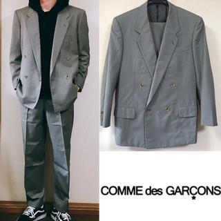 コムデギャルソン(COMME des GARCONS)の90's COMME des GARCONS コムデギャルソン セットアップ(セットアップ)