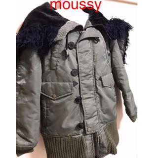 マウジー(moussy)のMOUSSY レディースモッズコート(モッズコート)