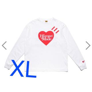 ジーディーシー(GDC)の【サイズXL】ヒューマンメイド × ガールズドントクライ ロンT(Tシャツ/カットソー(七分/長袖))