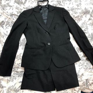 COMME CA ISM - コムサ レディース スーツ 黒