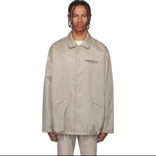 FEAR OF GOD - fog essentials jacket コーチジャケット
