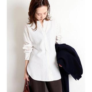 IENA - IENA*ヴィスコースシャツ