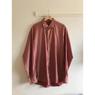 Lochie - 古着 ♡ ピンクシャツ
