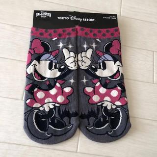 Disney - 【新品】ミニー 靴下