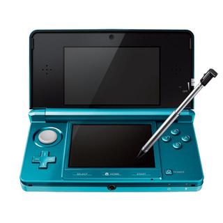 ニンテンドー3DS - 任天堂 3DS 改造 ブルー