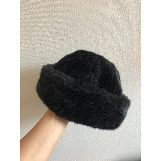 ロキエ(Lochie)の古着 ♡ ファー帽子(その他)