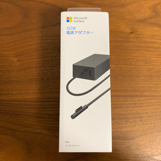 Microsoft - 【新品未開封】Surface 102W 電源アダプター