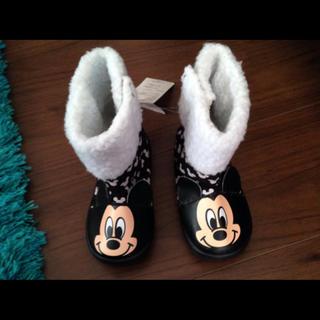ディズニー(Disney)のミッキー ブーツ(ブーツ)
