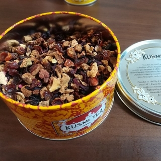 ルピシア(LUPICIA)の値下げ!KUSMI TEA♡AquaExotica♡125g♡クスミティー♡(茶)