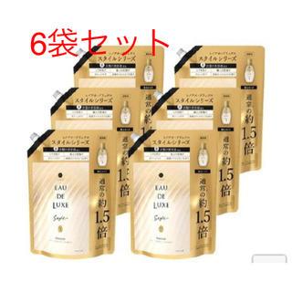 ハピネス(Happiness)のレノア オードリュクス スタイル イノセント(600ml*6袋セット)(洗剤/柔軟剤)
