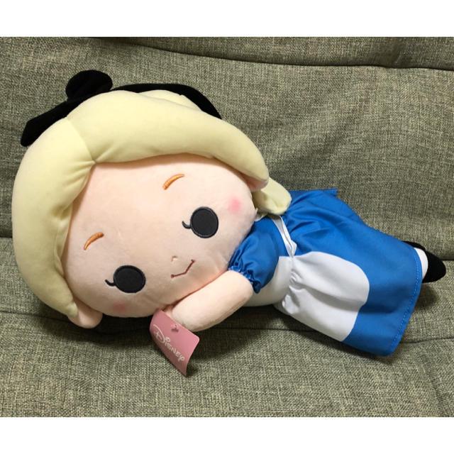 プライズ品 不思議の国のアリス ぬいぐるみ エンタメ/ホビーのおもちゃ/ぬいぐるみ(ぬいぐるみ)の商品写真