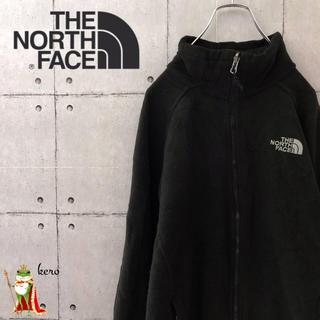 THE NORTH FACE - 【人気】ノースフェイス フルジップ フリース 刺繍マーク