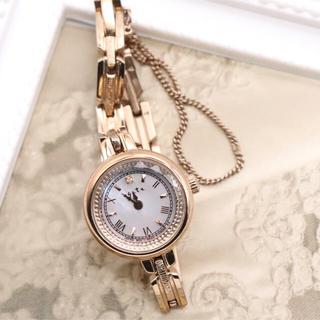 アガット(agete)のアガット ソーラー ウォッチ 腕時計(腕時計)